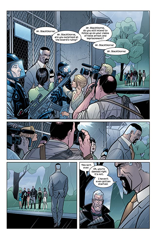 click for super-sized previews of Noble Causes #13