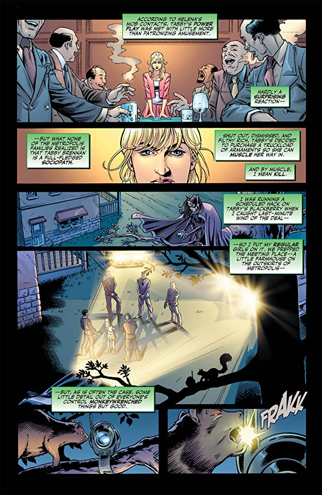 click for super-sized previews of Birds of Prey (1999-2009) #113
