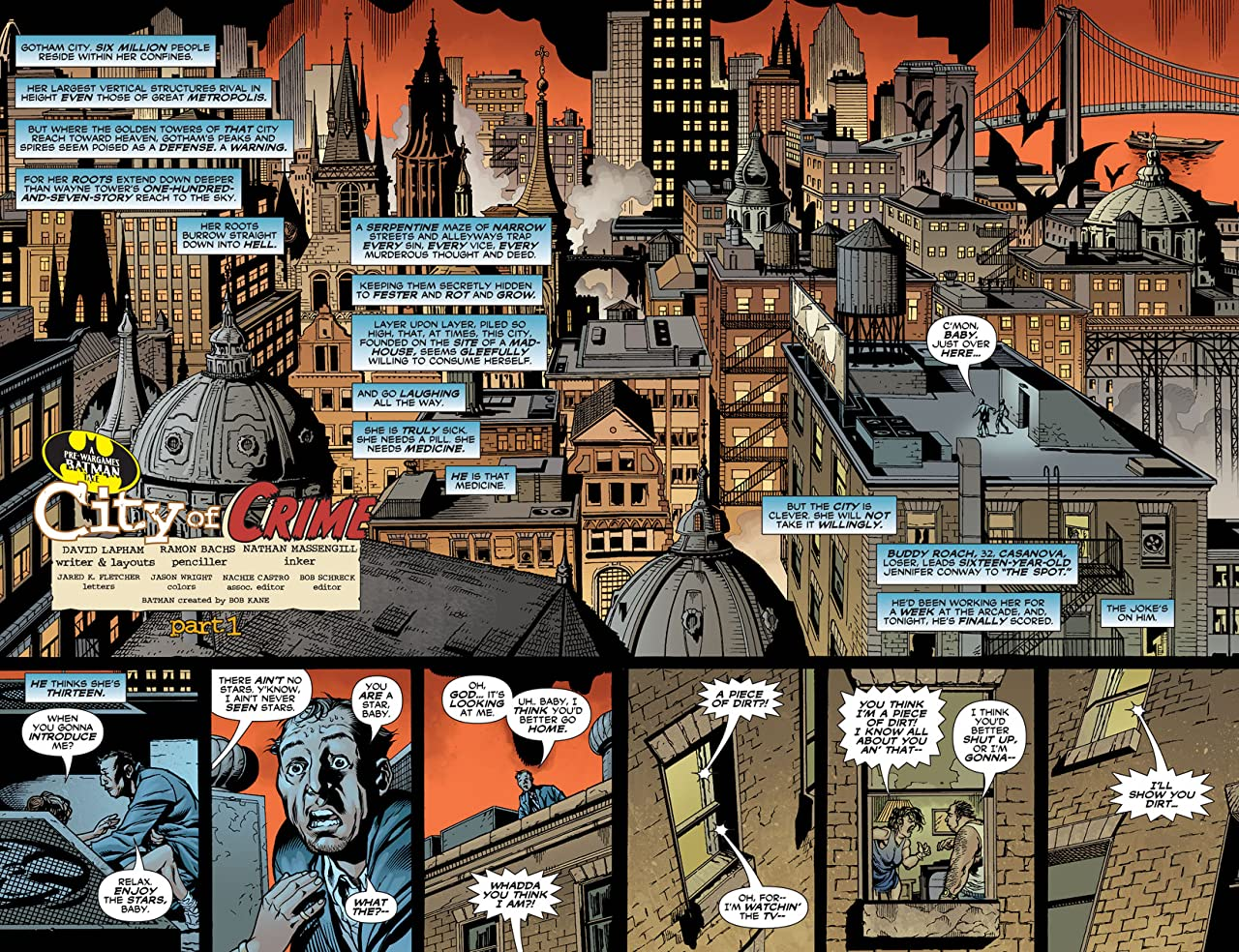 Detective Comics (1937-2011) #801