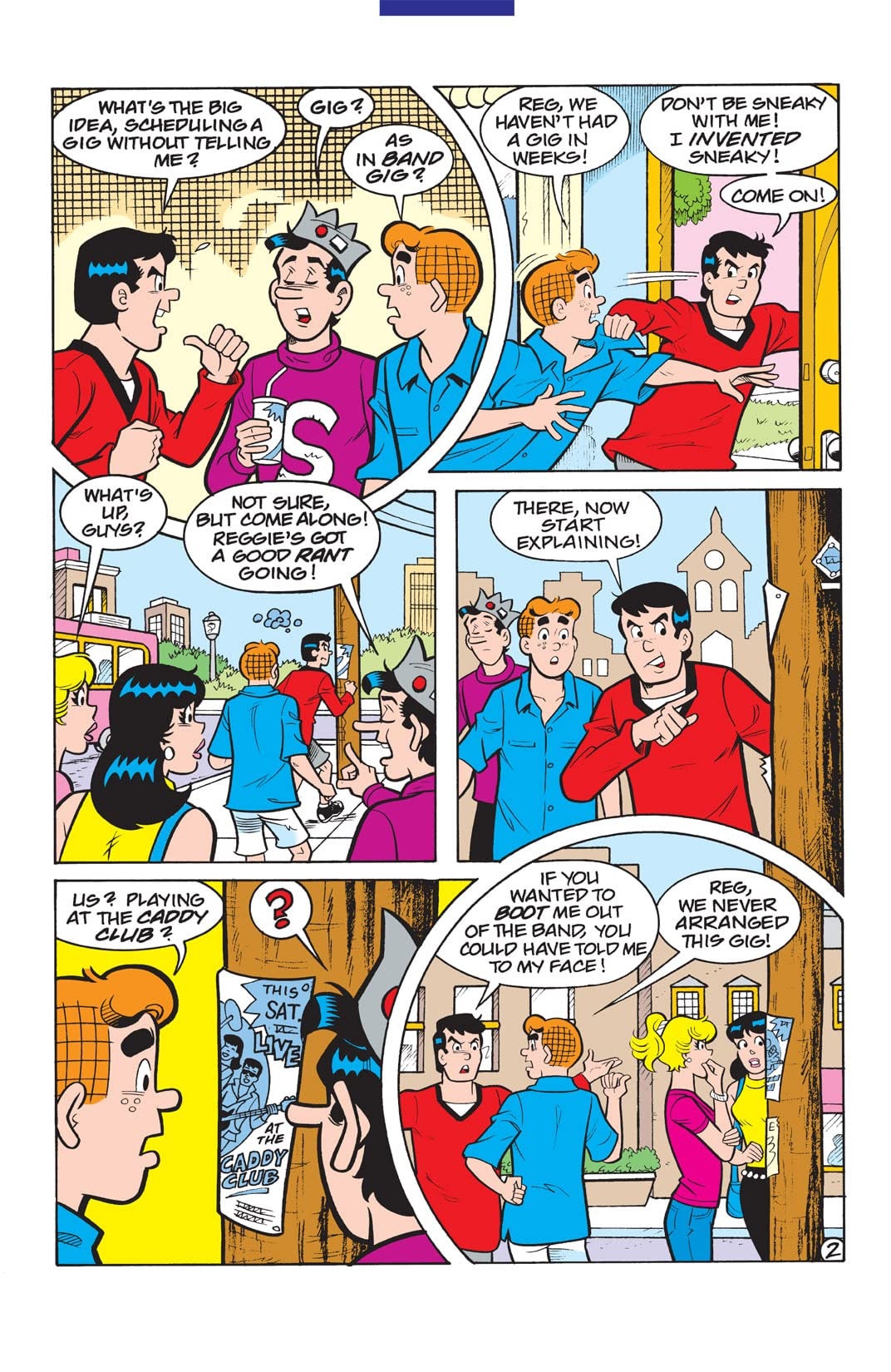 Archie & Friends #86