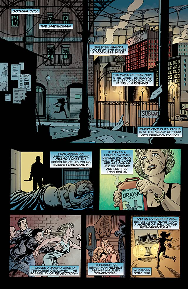 click for super-sized previews of Detective Comics (1937-2011) #814