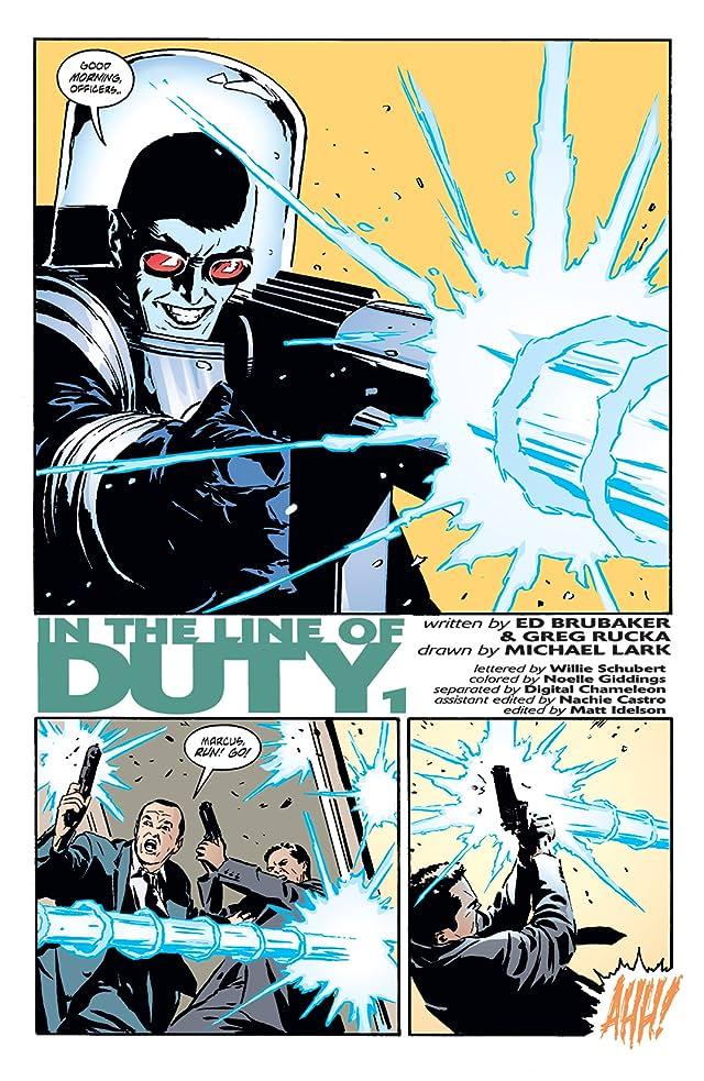 Gotham Central #1