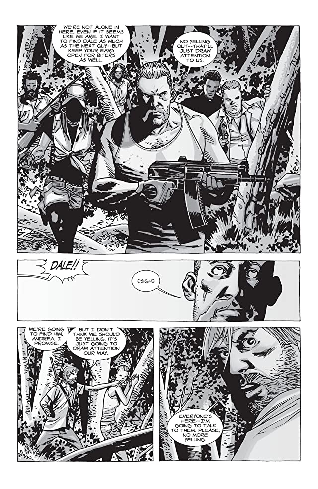 The Walking Dead #63