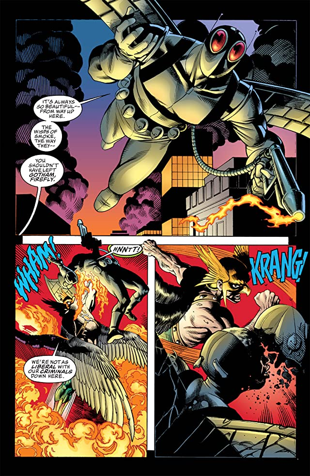 click for super-sized previews of Hawkman (2002-2006) #20
