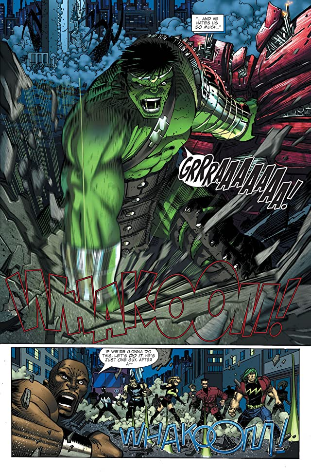 click for super-sized previews of World War Hulk #2