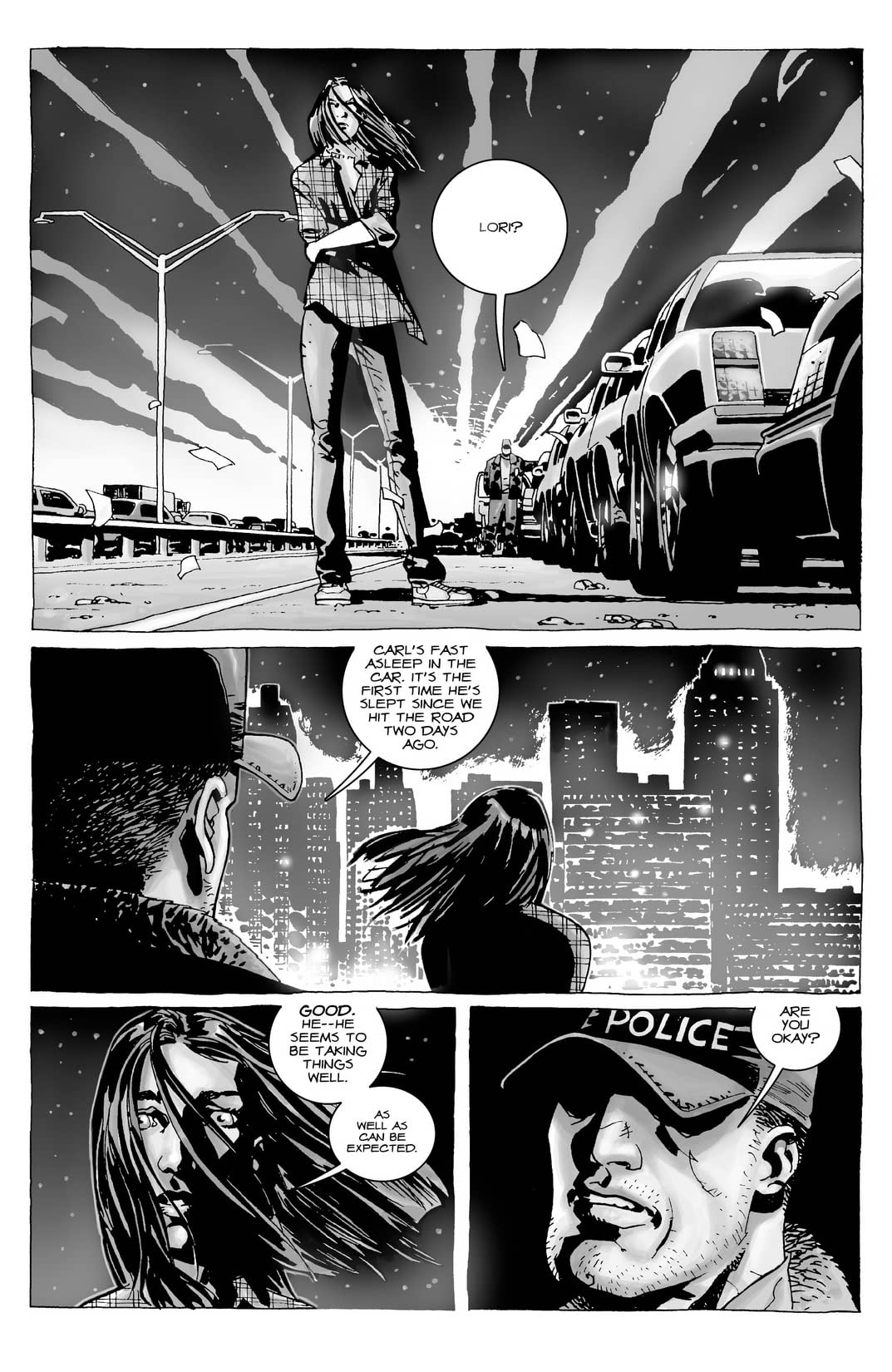 The Walking Dead #7