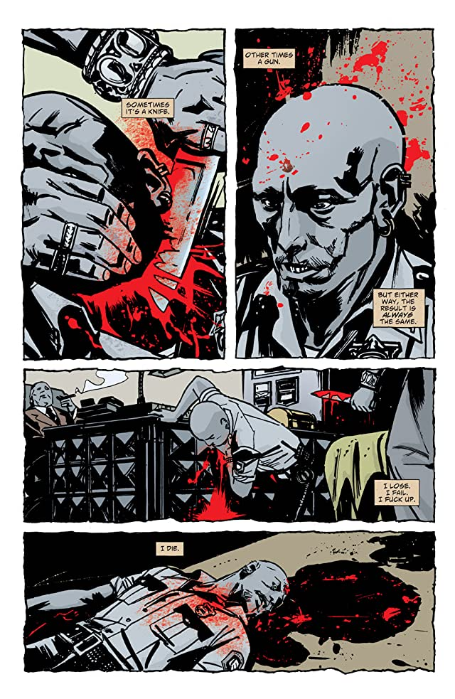 Scalped #12