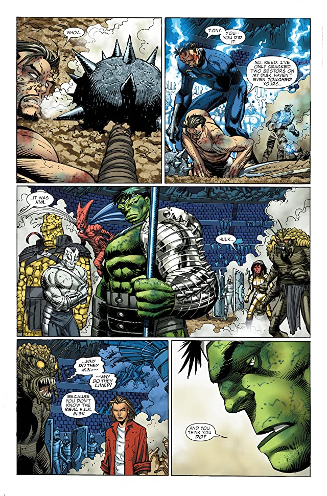 click for super-sized previews of World War Hulk #5