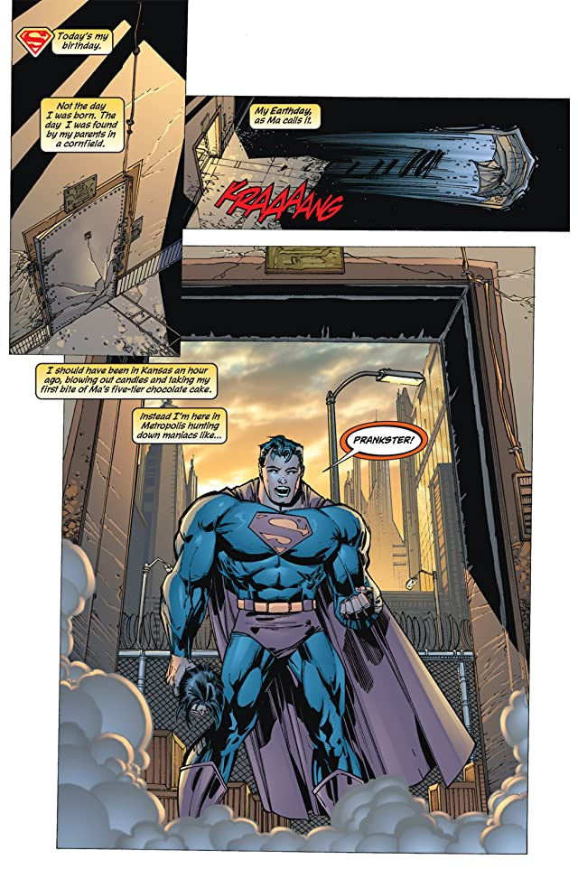 Superman/Batman #57