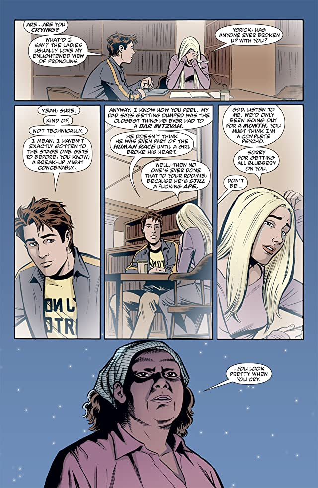 click for super-sized previews of Y: The Last Man #36