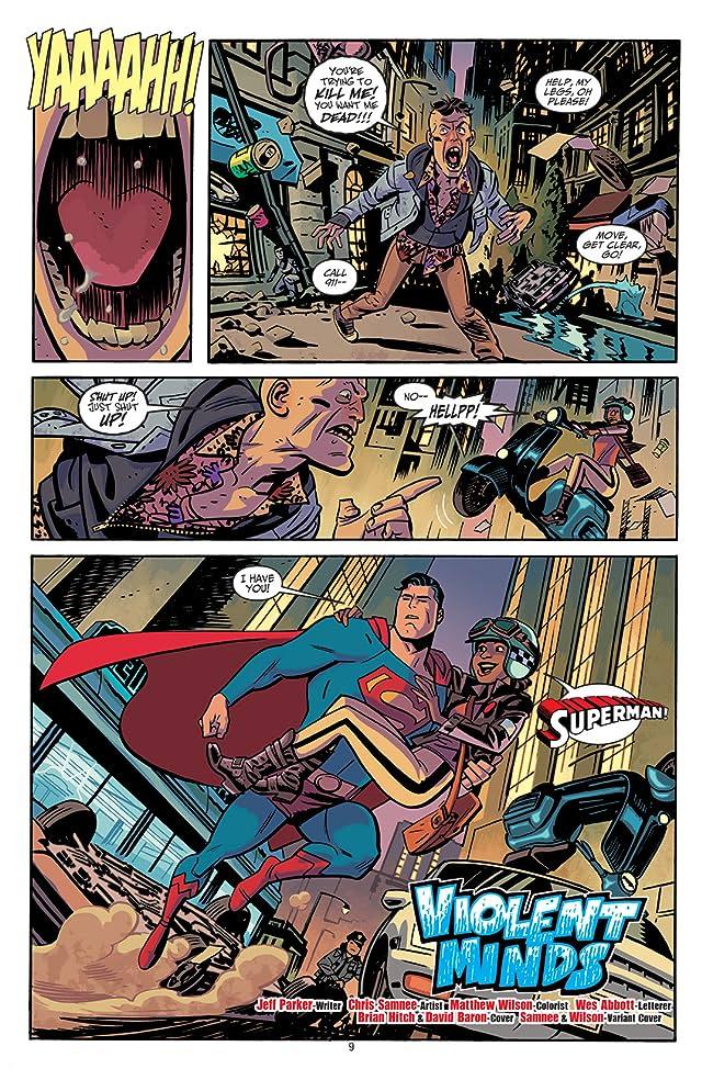 Adventures of Superman (2013-2014) Vol. 1