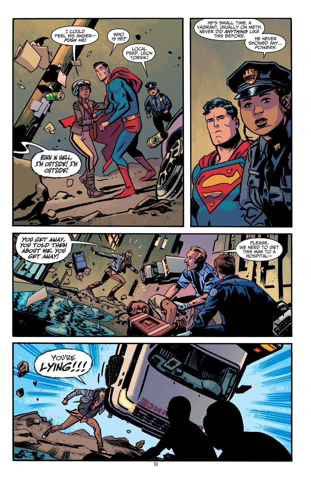 Adventures of Superman (2013-2014) Vol. 1