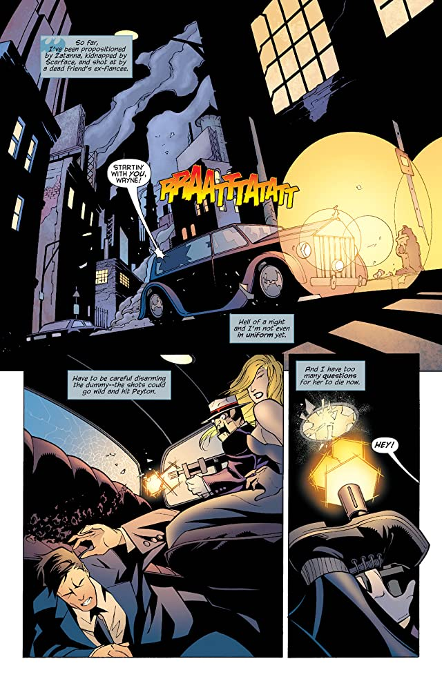 click for super-sized previews of Detective Comics (1937-2011) #844
