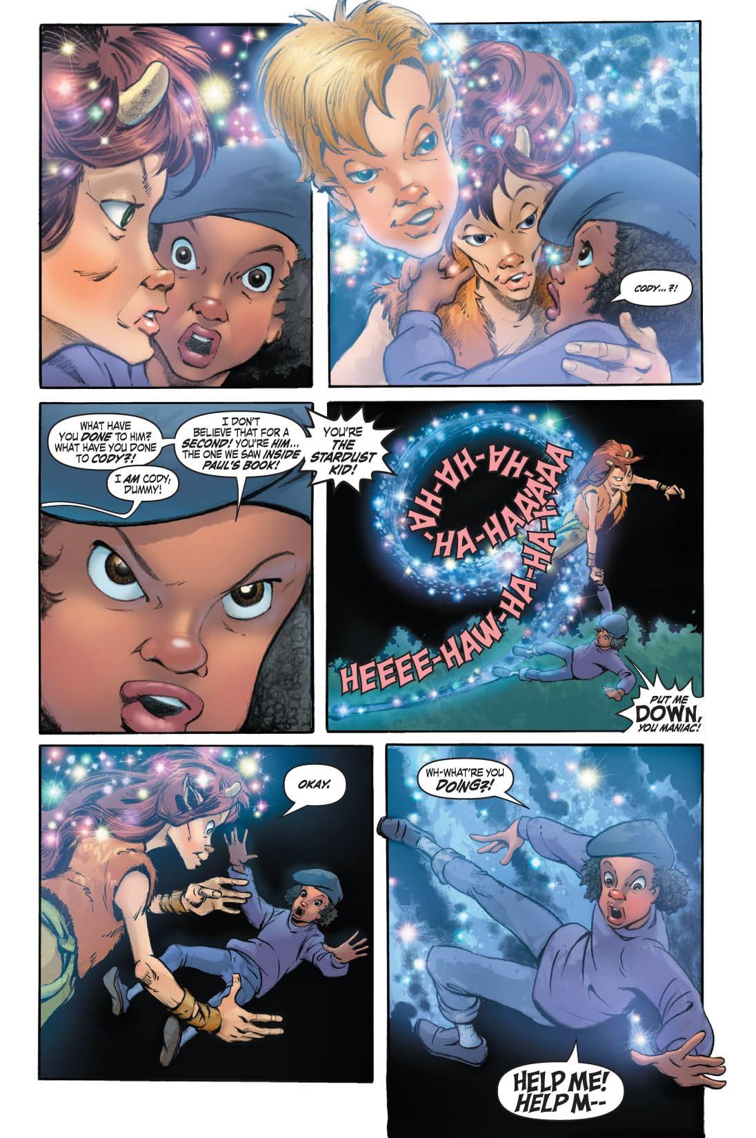 Stardust Kid #5 (of 5)