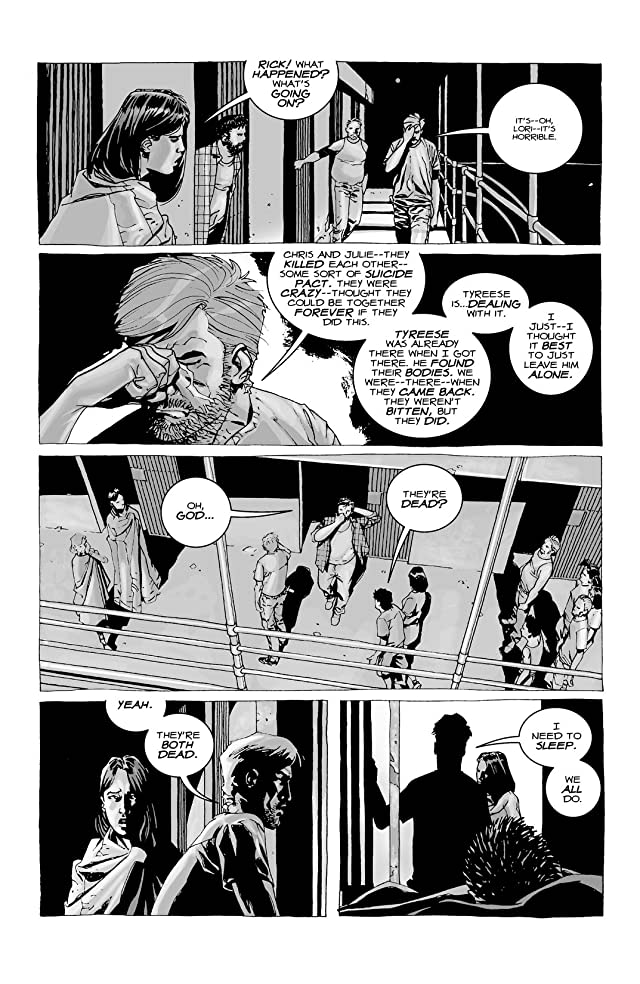 The Walking Dead #15