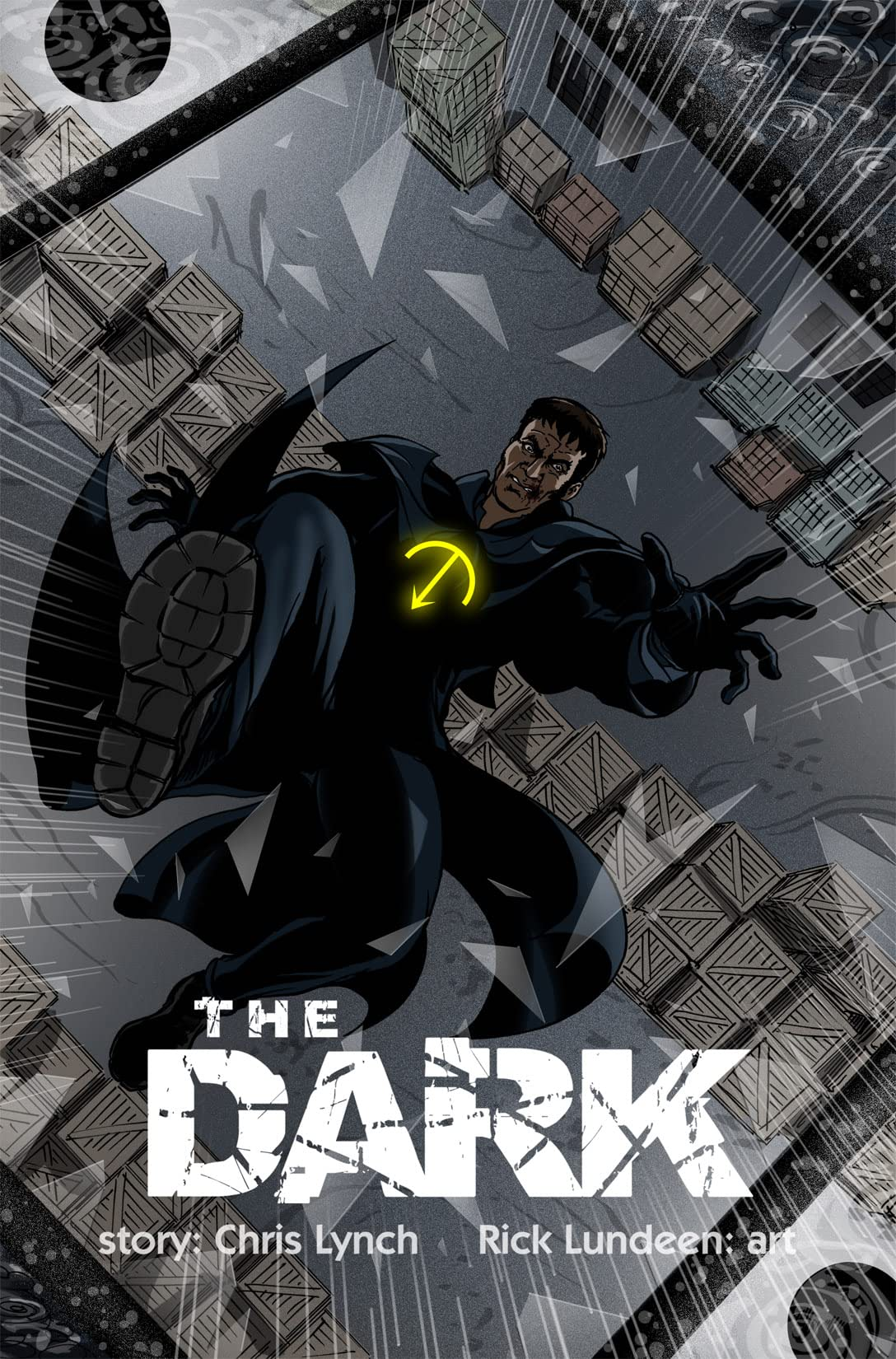 The Dark #1: Preview