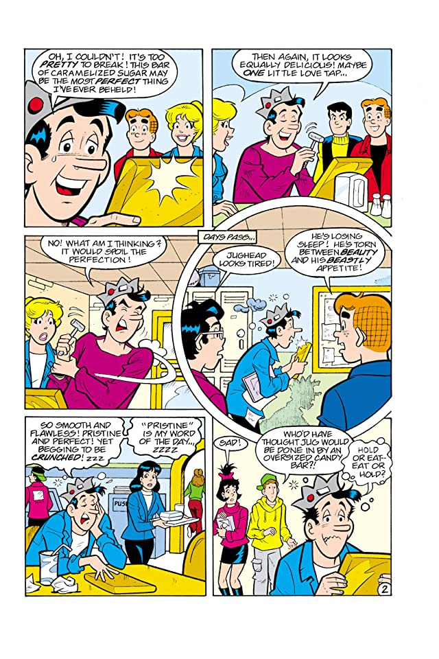 click for super-sized previews of Jughead #155