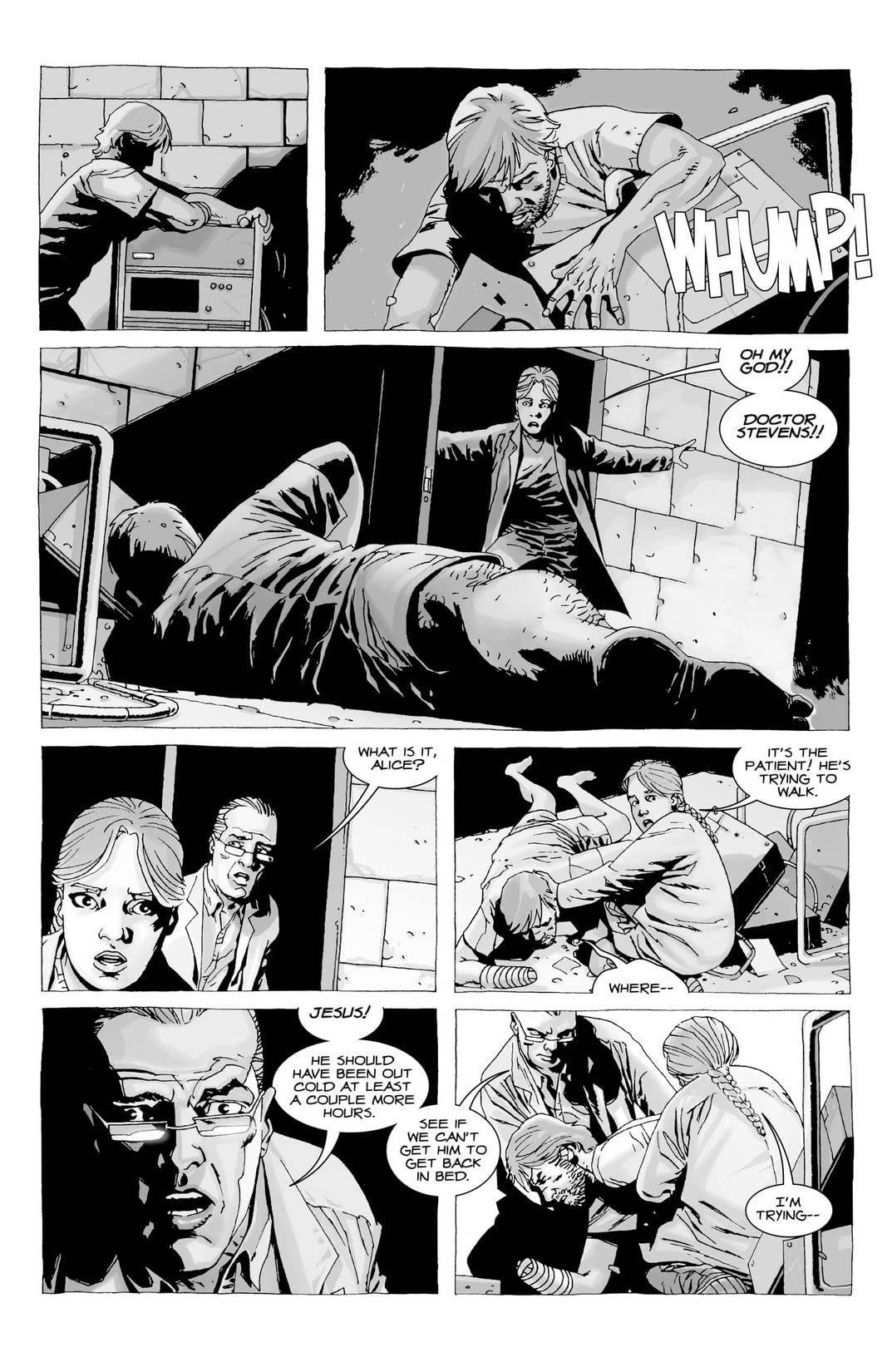 The Walking Dead #29
