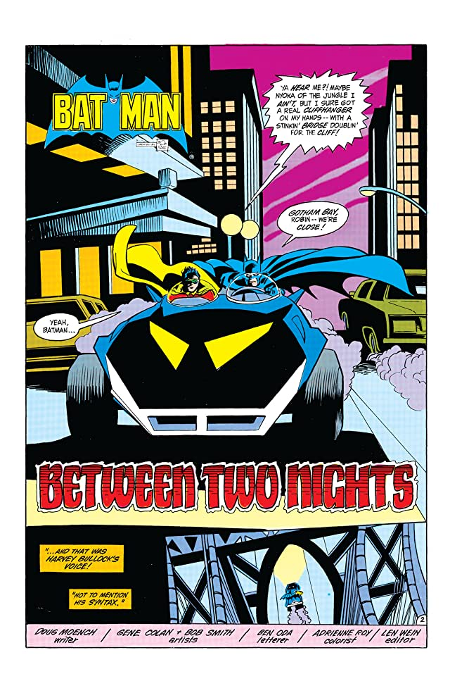click for super-sized previews of Detective Comics (1937-2011) #542
