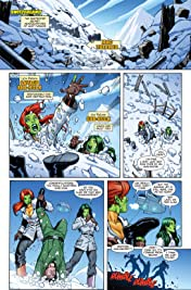 She-Hulks (2010-2011) #4 (of 4)