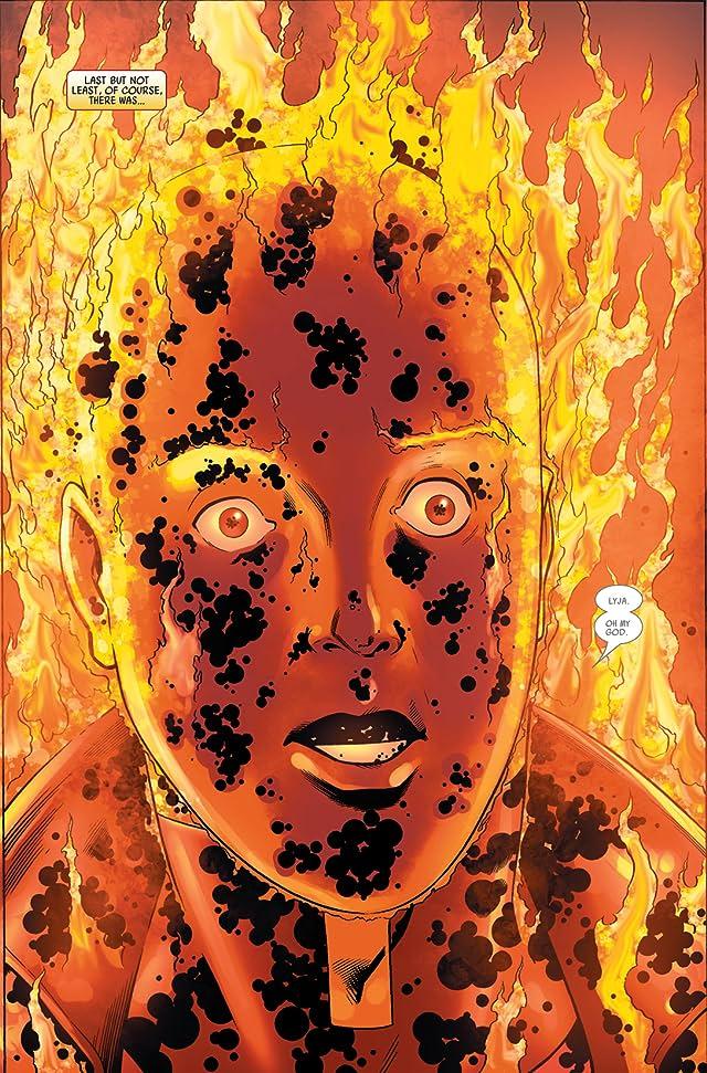 click for super-sized previews of Secret Invasion: Fantastic Four #2