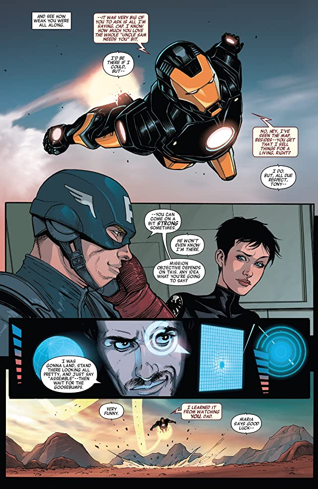 click for super-sized previews of Avengers World (2014-2015) #5