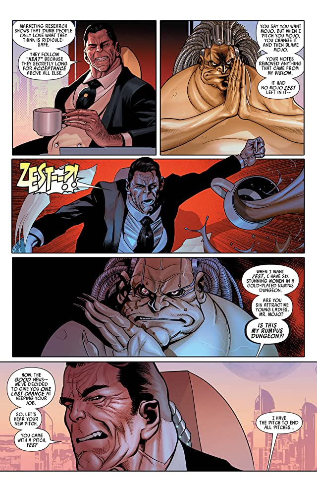 click for super-sized previews of Uncanny Avengers Annual #1