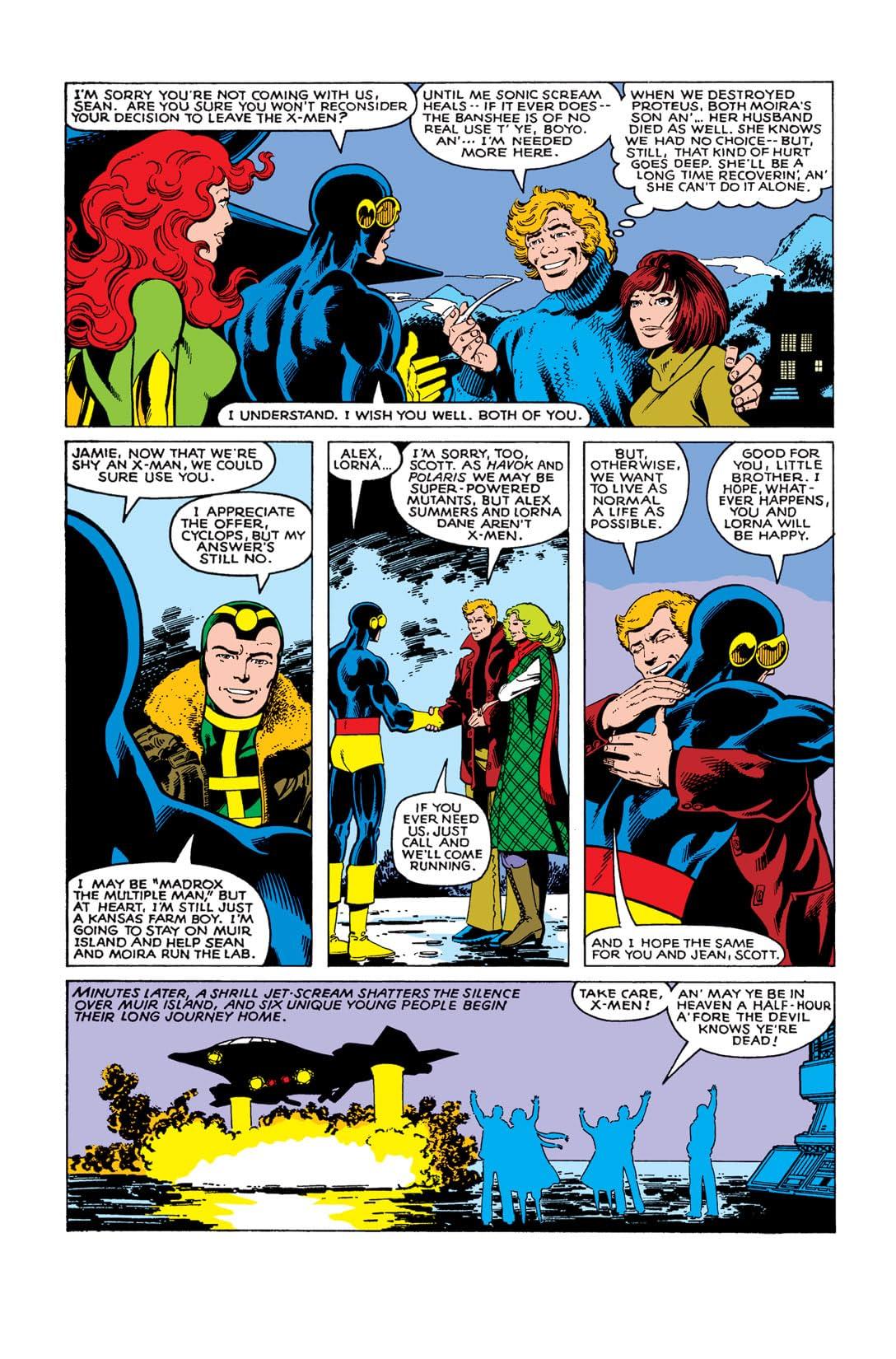Uncanny X-Men (1963-2011) #129