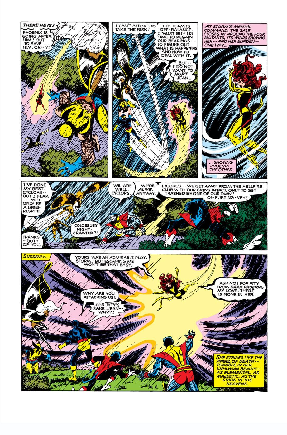 Uncanny X-Men (1963-2011) #135