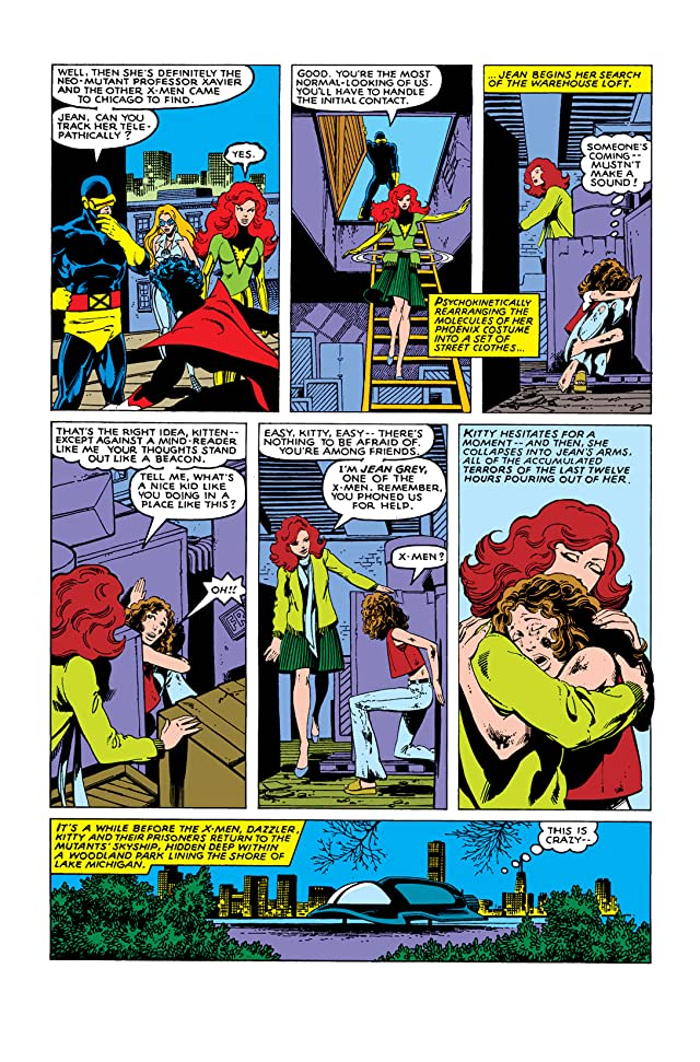 click for super-sized previews of Uncanny X-Men (1963-2011) #131