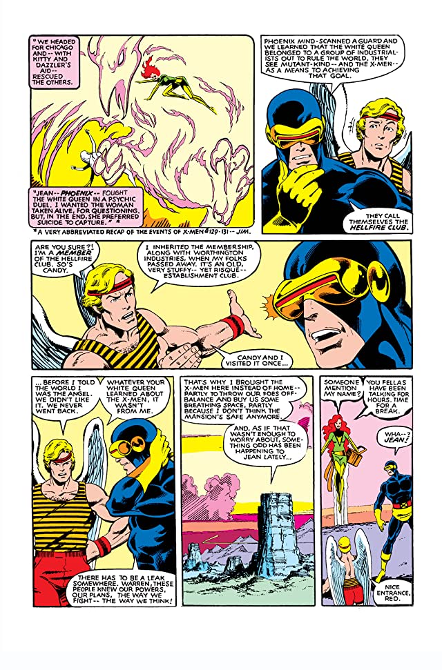 click for super-sized previews of Uncanny X-Men (1963-2011) #132