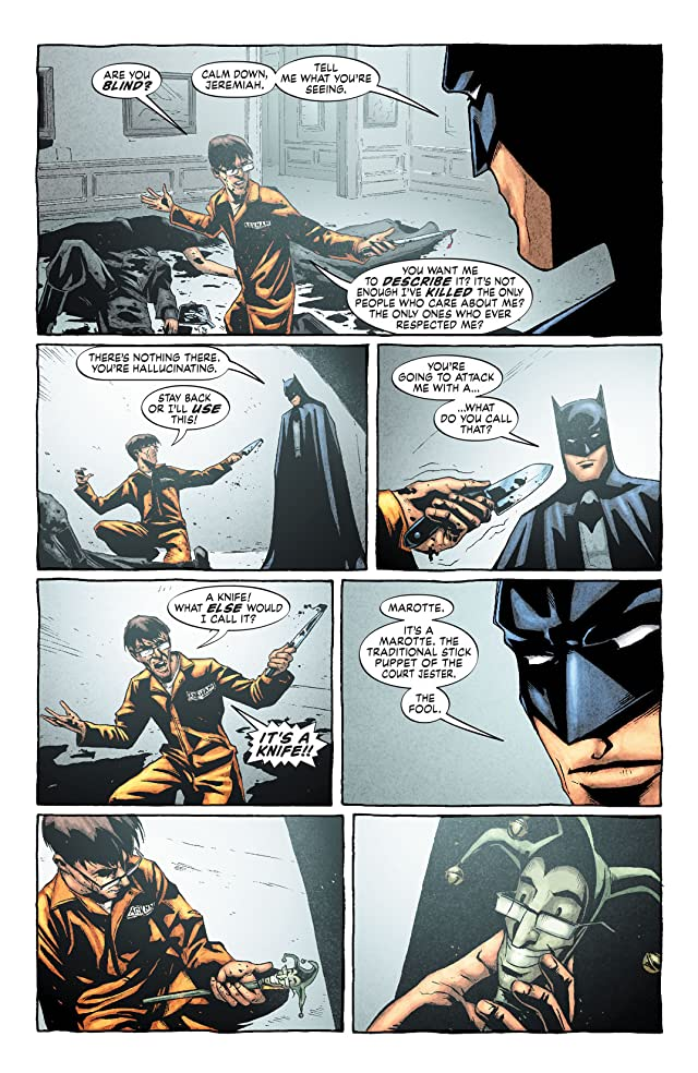 click for super-sized previews of Detective Comics (1937-2011) #865