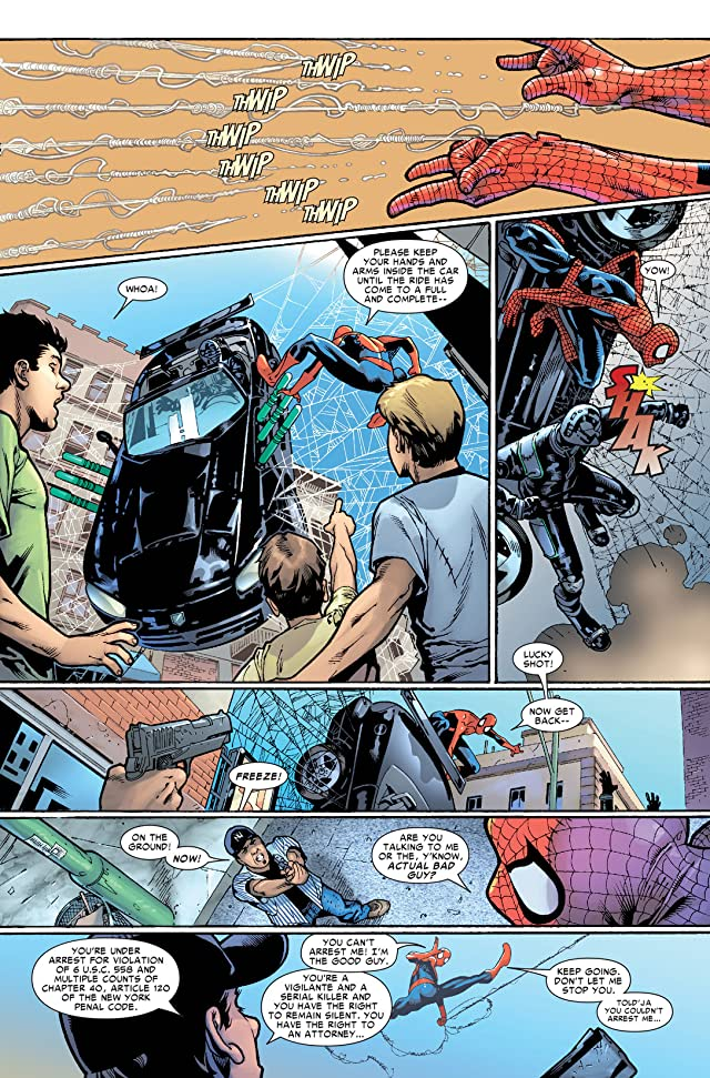 Amazing Spider-Man (1999-2013) #564