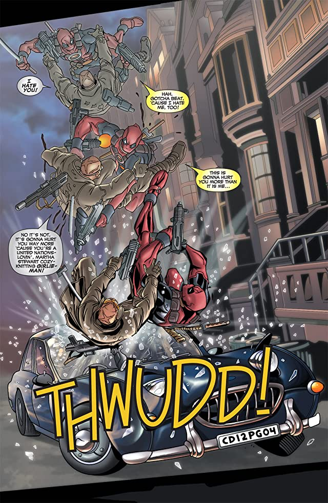click for super-sized previews of Cable & Deadpool #12