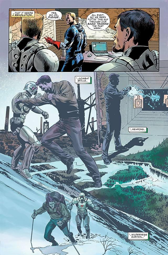 Captain America (2004-2011) #603