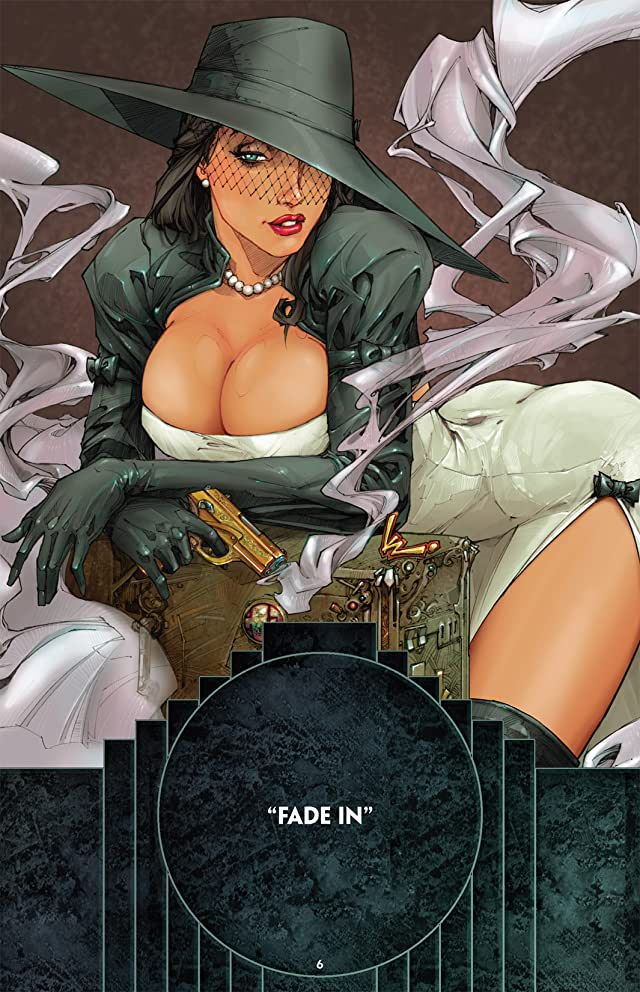 click for super-sized previews of Madame Mirage #1
