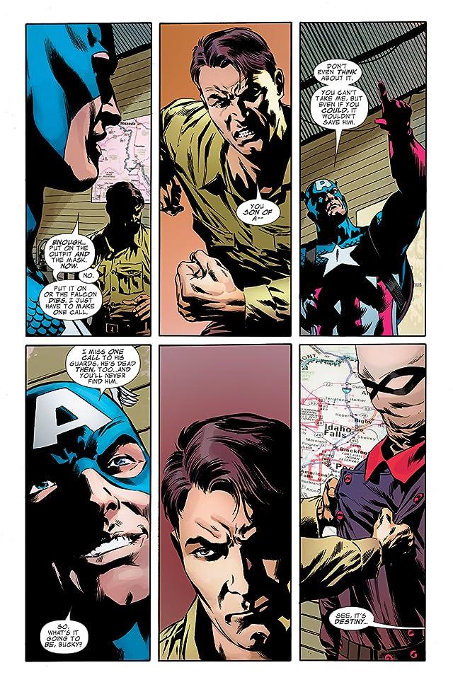 Captain America (2004-2011) #604