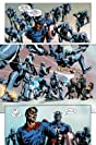 click for super-sized previews of Captain America (2004-2011) #605