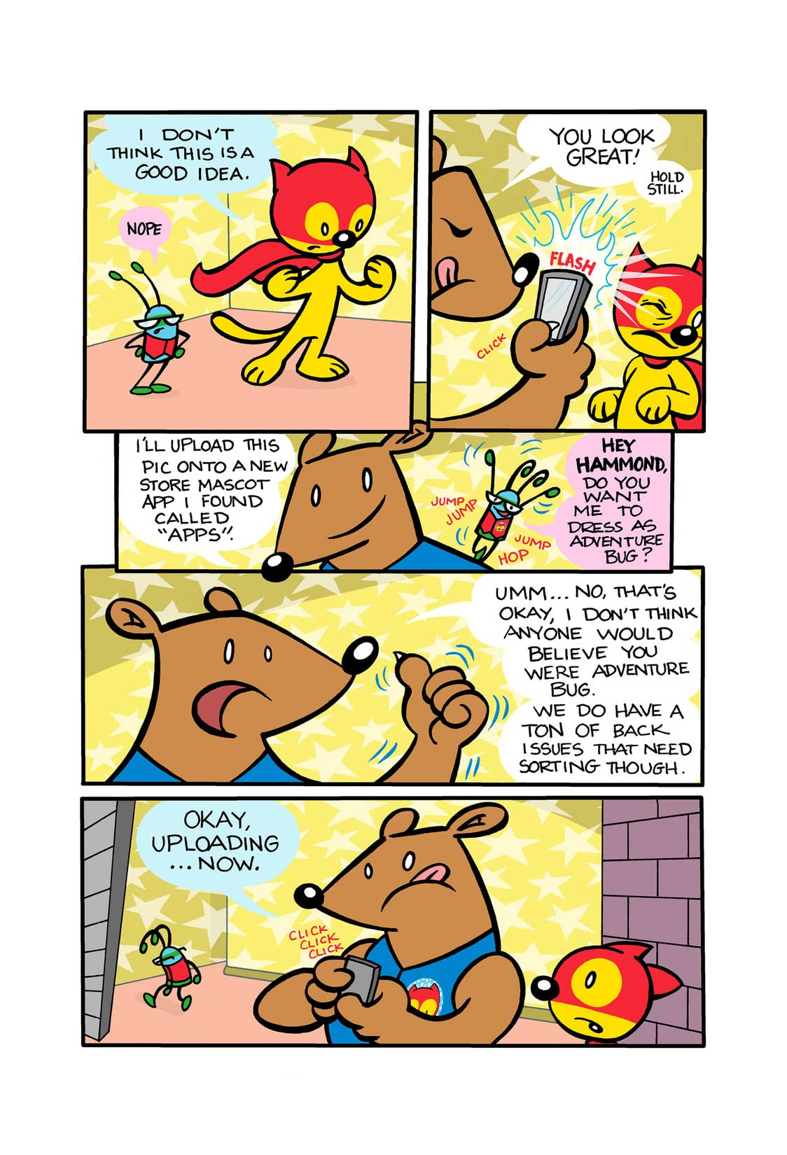 Aw Yeah Comics! #2