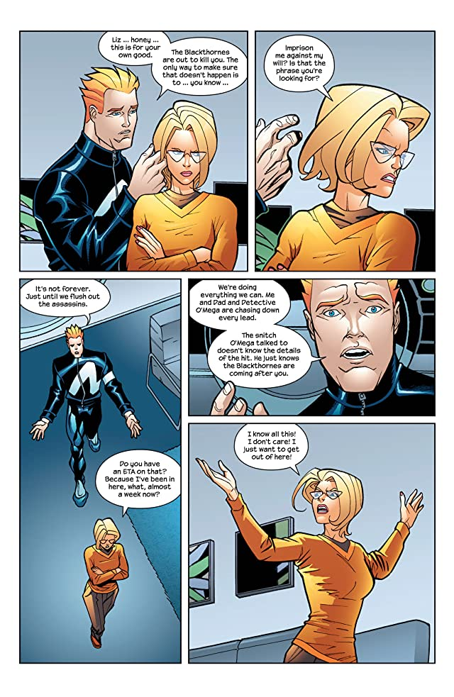 click for super-sized previews of Noble Causes #16