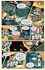 Transformers: Last Stand of the Wreckers #4