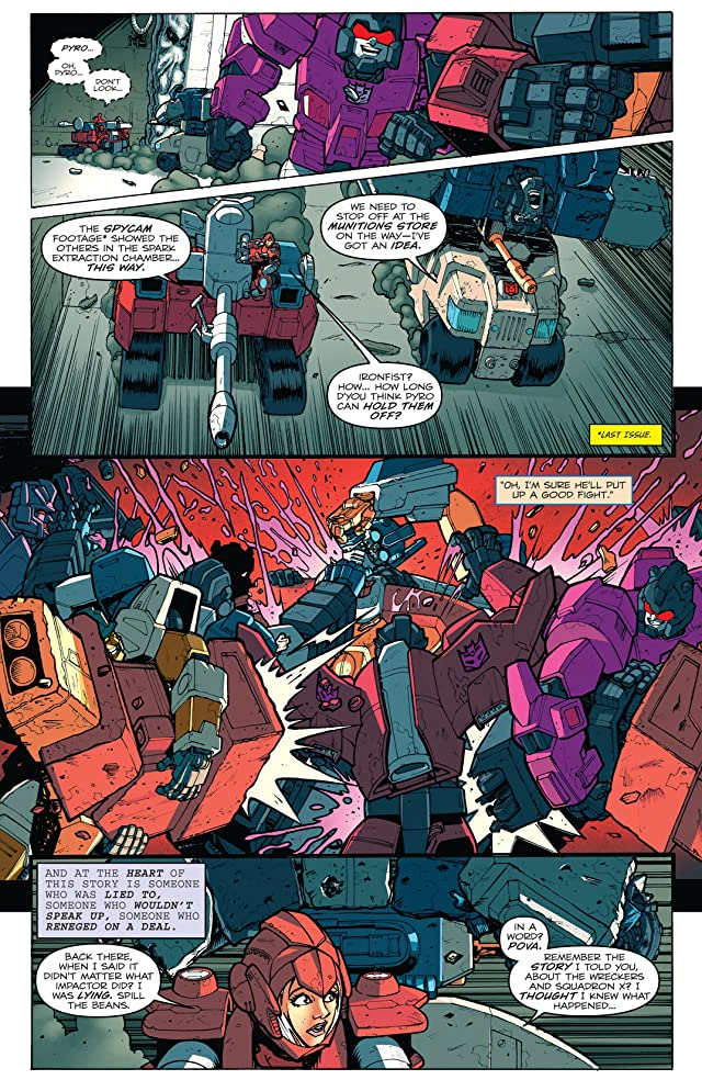 Transformers: Last Stand of the Wreckers #5