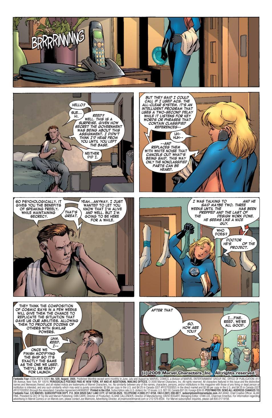 Fantastic Four (1998-2012) #528