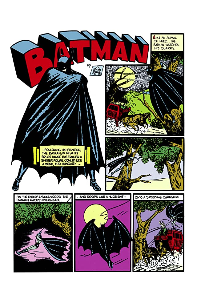 click for super-sized previews of Detective Comics (1937-2011) #32-33