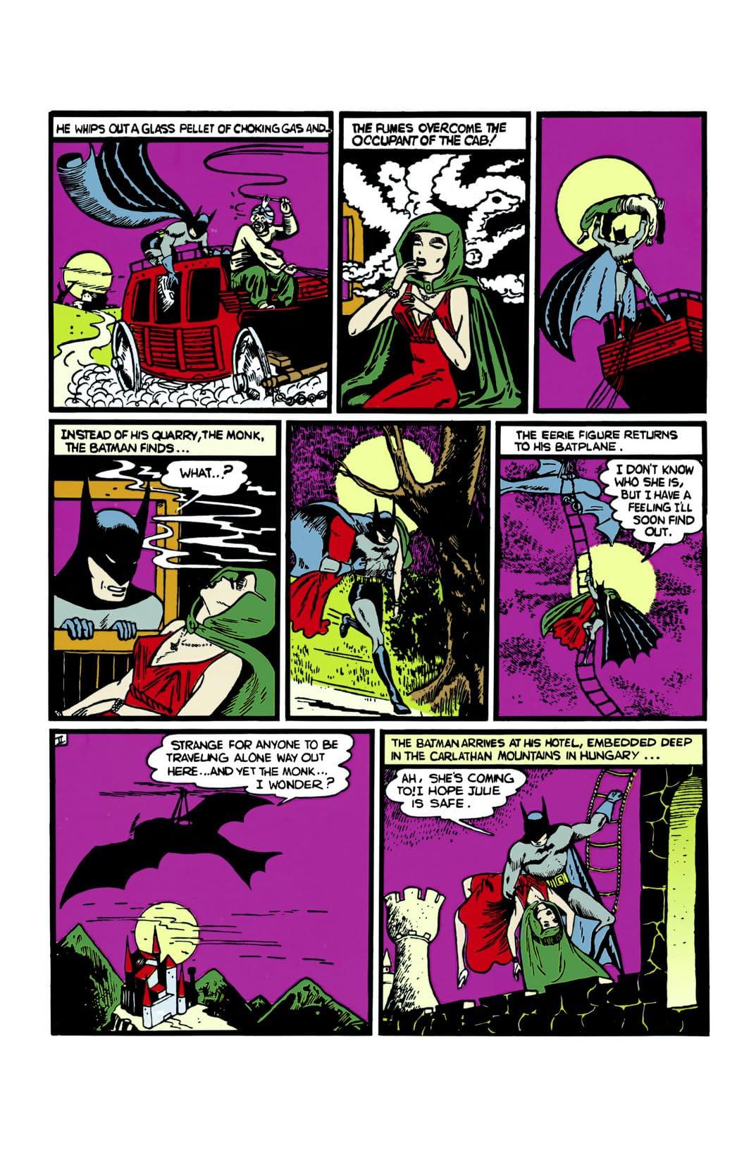 Detective Comics (1937-2011) #32-33