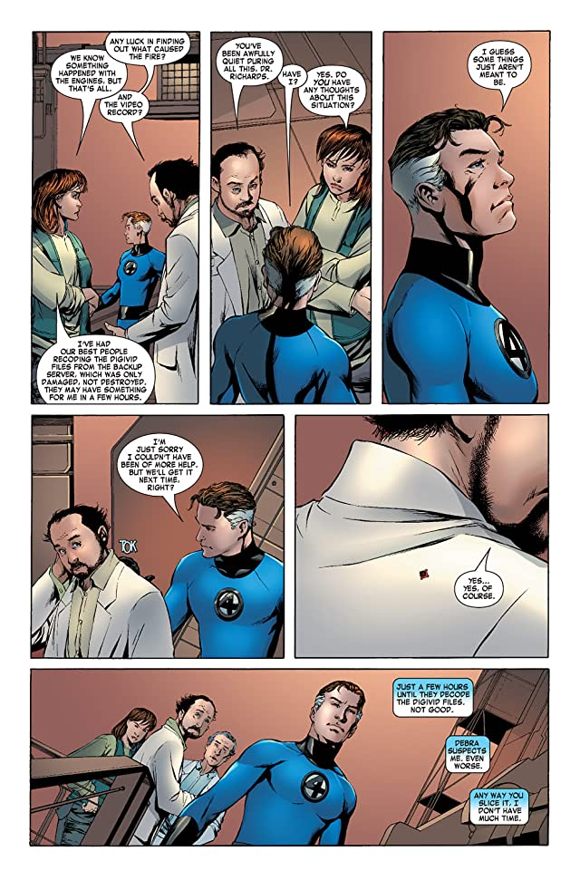 click for super-sized previews of Fantastic Four (1998-2012) #529