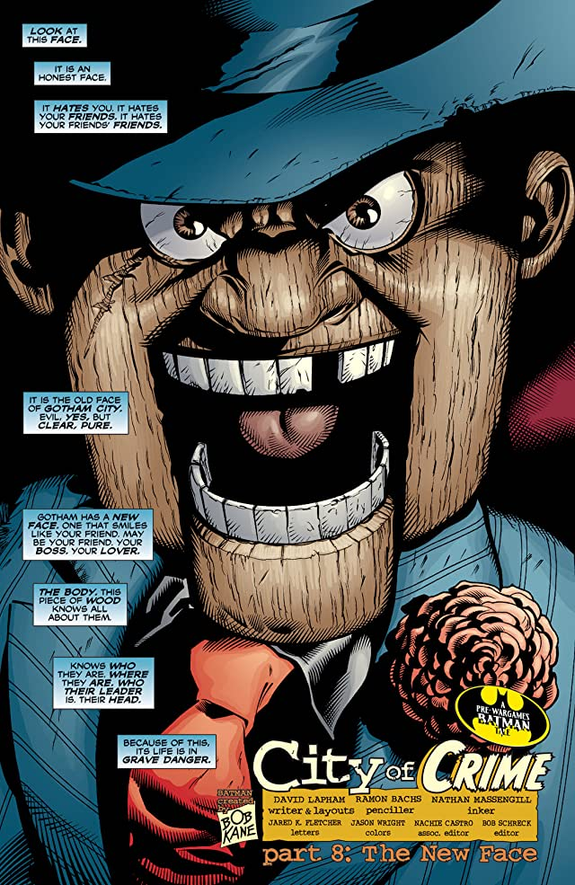 click for super-sized previews of Detective Comics (1937-2011) #808