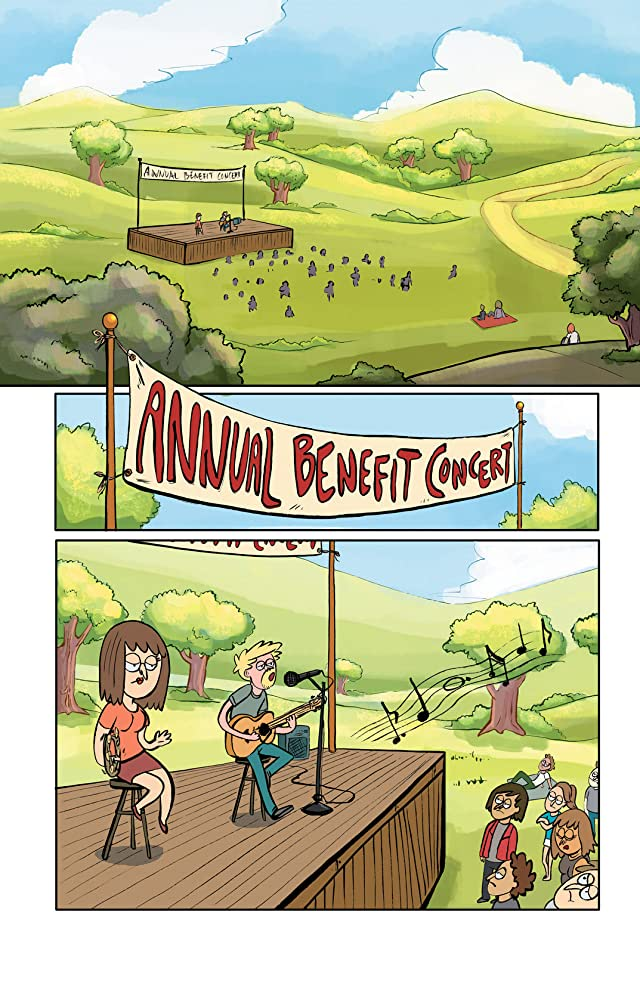 click for super-sized previews of Regular Show Vol. 1
