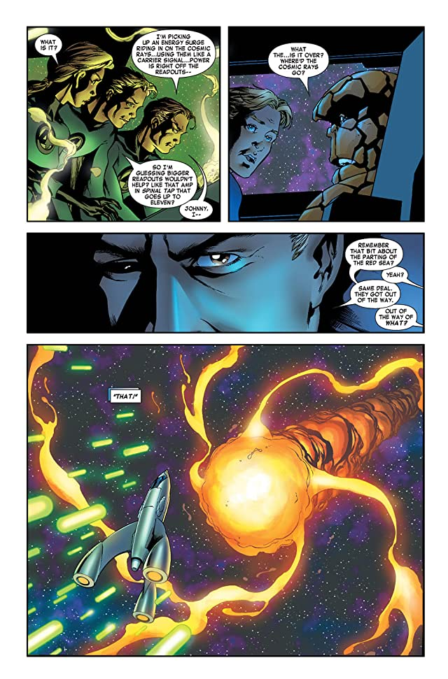 click for super-sized previews of Fantastic Four (1998-2012) #530