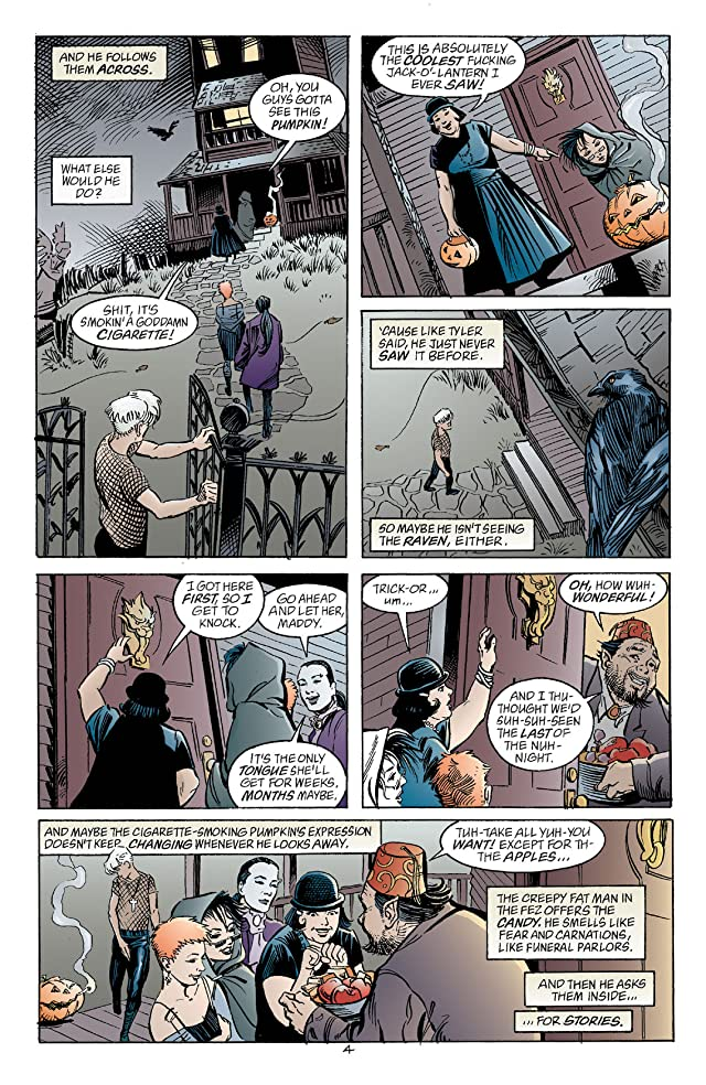 click for super-sized previews of The Dreaming (1996-2001) #31